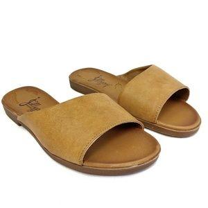 Jellypop Slide Comfort Sole Sandal Size 8.5